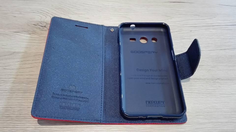 df8f054e405 Samsung Galaxy CORE 2 Portemonnee Rood | Mini Max